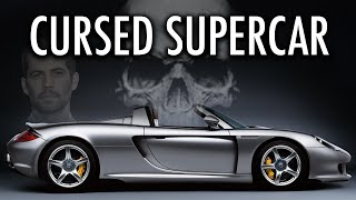The Curse of the Porsche Carrera GT: Carspiracy Files by That Dude in Blue