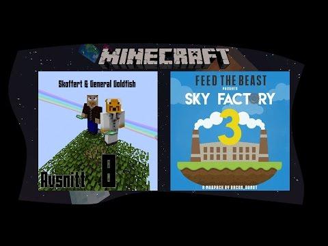 Moddad Minecraft: Sky Factory 3 med General Goldfish [8]