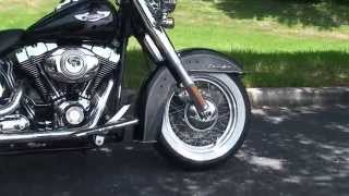 9. Used 2010 Harley Davidson Softail Deluxe Motorcycles for sale *