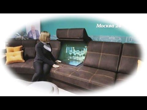 Умные диваны на телеканале «Москва 24»
