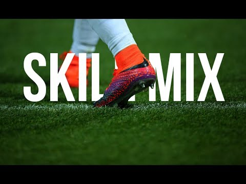 Crazy Football Skills 2017 - Skill Mix #15   HD
