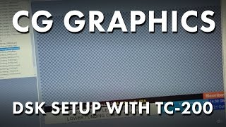 Datavideo SE-1200MU Switcher Tips and Tricks: CG Graphics with TC-200