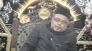 06 - Seerat e Zainab (sa) - Maulana Sadiq Hasan - Safar 1434 / 2013