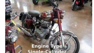 8. 2014 Royal Enfield Bullet C5 Chrome Special Review & Specification