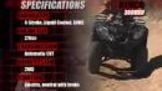 5. 2006 Kymco MXU 300 Test - ATVTV Test Videos