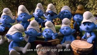 GiaĐình Yêu Dấu - Xì Trum 2 - TV Spot