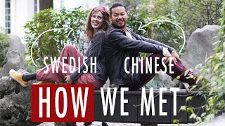 How we met - a Swedish girl and a QingHai soulmate...