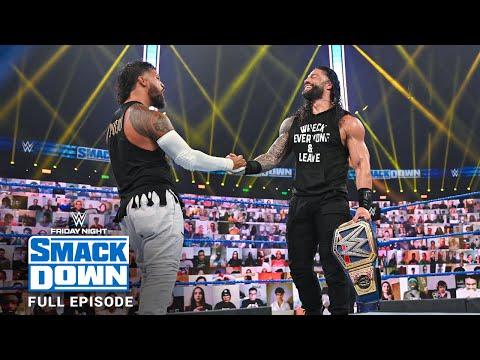 WWE SmackDown Full Episode, 18 September 2020