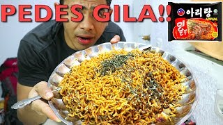 Video MUKBANG MIE PEDAS KOREA HALAL | 6 Bungkus Arirang MP3, 3GP, MP4, WEBM, AVI, FLV Maret 2018