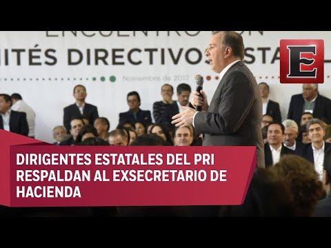 Mexicanos decidirán en 2018 cambio con rumbo o salto al vacío: Meade