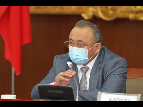 Б.Бейсен: Эмч нар олон хоногоор ажиллахаар дархлаа нь муудаж халдварын эрсдэлд өртөж байна