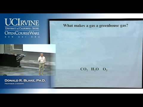 General Chemistry 1B. Lecture 11. Global Warming: Why, When, and How