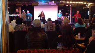 Video Shout to The Lord-Kuzin Cruise 2013 MP3, 3GP, MP4, WEBM, AVI, FLV Agustus 2018