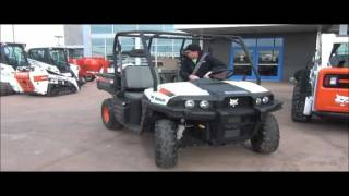 10. 2011 Bobcat 3200 utility vehicle for sale | sold at auction December 30, 2015
