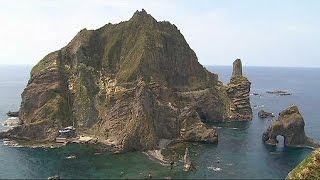 Japonya ve Güney Kore arasında tartışmalı ada krizi