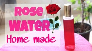 Tutorial on making rose water at home  Dr Tanya  TanyaSays  Indian beauty bloggerRose water has anti-inflammatory properties that can help reduce the redness of irritated skin, get rid of acne, dermatitis and eczema. It is a great cleanser and aids in removing oil and dirt accumulated in clogged poresBenefits Of Rosewater For Skin:1 Rosewater helps to maintain your skin's pH balance.2 It helps fight acne, dermatitis and eczema.3 Rose water hydrates, revitalizes and moisturizes the skin, and makes it smooth.4 It also helps to heal scars, cuts and wounds.5 Rose water cools the skin.6 It helps to tone the skin. It also has anti-bacterial properties.7 The antioxidant properties of rose water help to strengthen skin cells and regenerate skin tissues.8 The nourishing and moisturizing properties of rose water enhance the quality of hair.9 Rose water helps to treat mild scalp inflammations and dandruff that are caused by fungal infections.10 It also helps to revitalize aging skin and keeps fine lines and wrinkles at bay.CATCH ME HERE:* SEND ME FRIEND REQUEST ON FACEBOOK if you like to :  https://www.facebook.com/profile.php?id=100009532705027* FACEBOOK page:https://m.facebook.com/tanyasaysbeauty?ref=bookmarks* INSTAGRAM @tanya.sayshttps://instagram.com/tanya.says/* TWITTER @TanyaSays31* ROPOSO @tanyasays* SNAPCHAT @tanya.says* Email : tanyasays31@gmail.com**********************************************Masala Oats Recipe  Lose Weight In 1 week without Exercise  Tanya Says https://youtu.be/DT_UBq5RfEwMakeup Under Rs 500  Affordable makeup products in India  Part 1      https://youtu.be/kaz2dAU21CIMakeup Under Rs 500  Affordable makeup products in India  Part 2    https://youtu.be/IFQjfr6d8CUFace Pack for Glowing Skin , Removing Tan & Anti aging / Detan face mask for men & women  https://youtu.be/rgoo9hhmm5gHow to Remove Sun Tan from Face, Neck & Body at Home  https://youtu.be/KvUNAoXyVNAAnti Aging Skin Care / Home Remedy to prevent wrinkles, fine lines, dark Spots / DIY COFFEE SCRUB https://youtu.be/ZV2HB14u0eYHow to get pink lips naturally at home  DIY Lip Scrub  https://youtu.be/ZZDFrL8UmdsHair Loss Treatment at home - How To Grow Hair Faster - How To Stop Hair Loss  TANYA  TANYA SAYS  TANYA INDIAN YOUTUBER  TANYA INDIAN BEAUTY BLOGGER https://youtu.be/fUBNuruL-kUDIY Aloe vera Gel spray at home  https://youtu.be/Qsx24mke-n0Hair Pack to prevent dandruff, hair loss, premature greying, damage and to get long healthy shiny hair. https://youtu.be/KBwMNWdyJpMFaces Ultime Pro Matte Lip Crayon Review FOTD  https://youtu.be/TsL5K4_V3yo***************************************************Rose water uses :This is a diy rose water. It is a diy rose water toner. I made this rose water at home. It is 100% pure rose water. It is organic rose water.It is a diy rose water face mist, rose water setting spray. You can also use rose water for face, use rose water for hair, rose water spray, rose water mist, rose water for face pack. Try this rose water recipe, rose water toner, rose water preparation. You will see rose water benefits on hair and skin.