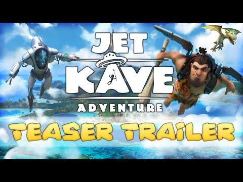 Jet Kave Adventure #1