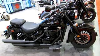 4. 2014 Suzuki Boulevard C50 BOSS Walkaround - 2014 Toronto Motorcyle Show