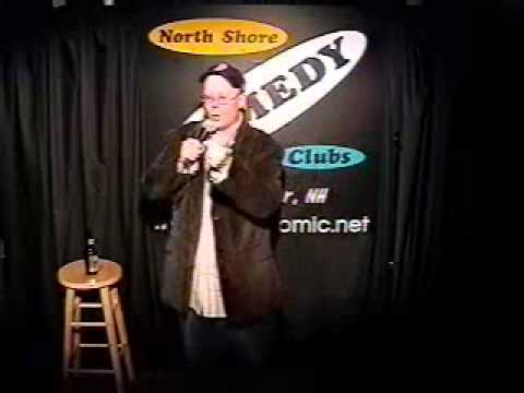 Headliners Comedy Club - Tim Mcintire Comedian