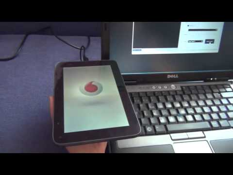 Vodafone Smart Tab II 7 & Lenovo Ideapad A2107 Direct Unlock USB