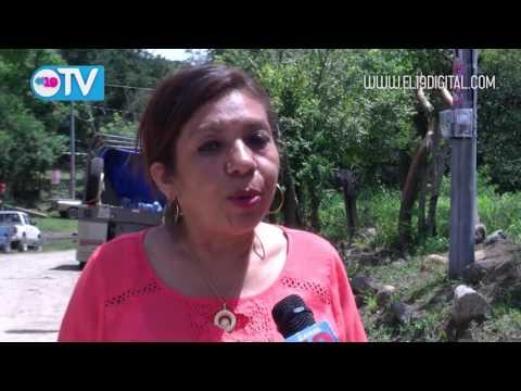 Comunidad El Pastoreo en Estelí, cuenta con energía eléctrica