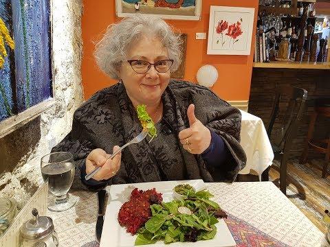 Episode 72 - Rebecca's Restaurant, where even NanHa goes Vegan!