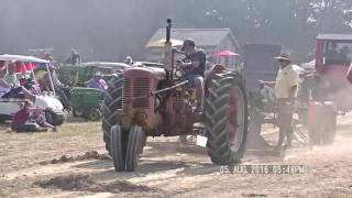Rushville (IN) United States  city images : TRACTOR PULL AT THE PIONEER ENGINEER'S CLUB OF INDIANA RUSHVILLE AUGUST 5, 2016