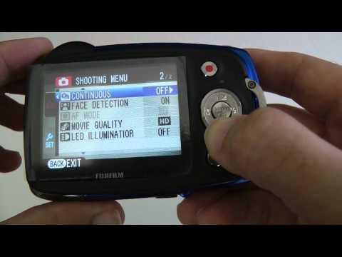 Fuji Finepix XP20 Rugged Digital Camera Review