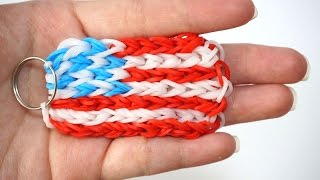 Hello, Today I teaching you How to make USA Flag Key Ring! The best present for you or your friends. This is one of the most popular designs. Go sub for more video!https://www.youtube.com/channel/UCFtK5TgmzHbEY6lz7ZPl0Sw
