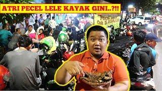 Video PECEL LELE PALING LARIS SE SURABAYA?! - Pecel Lele Cak Di Nganjuk MP3, 3GP, MP4, WEBM, AVI, FLV April 2019