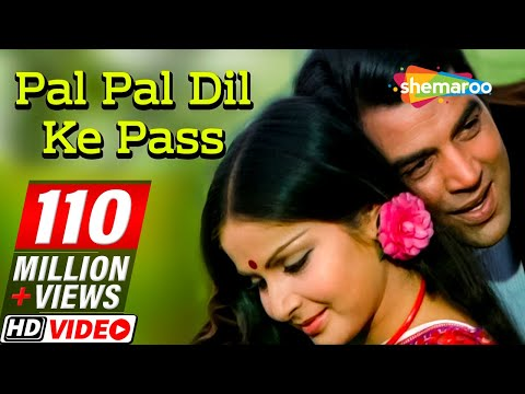 Download Blackmail - Pal Pal Dil Ke Paas Tum Rehti Ho - Kishore Kumar HD Mp4 3GP Video and MP3