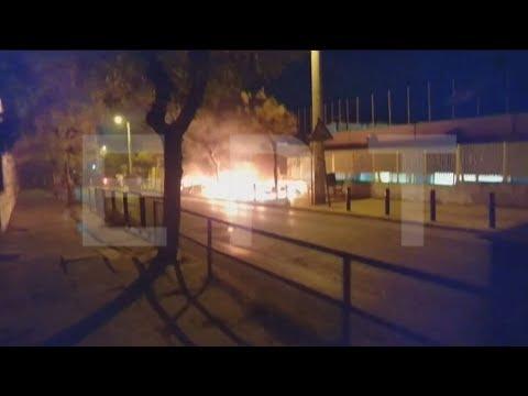 Εννέα συλλήψεις για τα επεισόδια στο Μετς