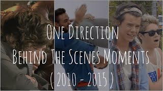 Video One Direction || Behind The Scenes Moments || ( 2010 - 2016 ) MP3, 3GP, MP4, WEBM, AVI, FLV Juni 2018