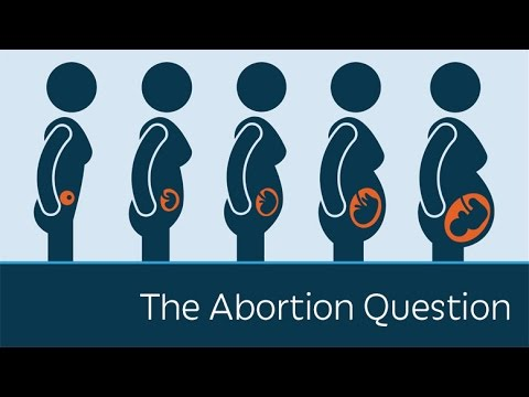 The Most Important Question About Abortion (видео)