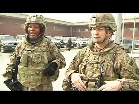 Οι γυναίκες του αμερικανικού στρατού σε «θέσεις μάχης»