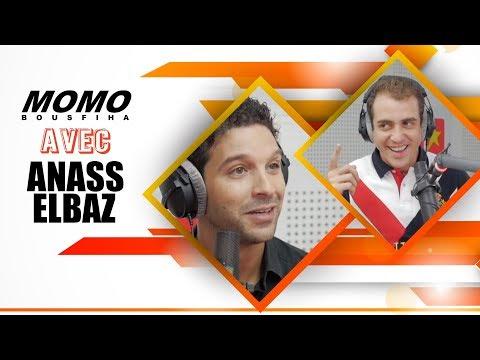Anass Elbaz avec Momo - (أنس الباز مع مومو - (الحلقة الكاملة (видео)