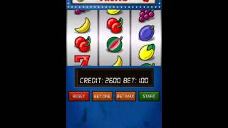 FREE SLOT MACHINE LUCKY FRUITS YouTube video