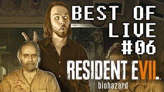 Best Of Live #06 [GlobiHorror - Resident Evil 7 DEMO] [19/12/2016]