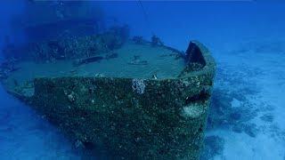 C53 Felipe Xicotencatl wreck in Cozumel