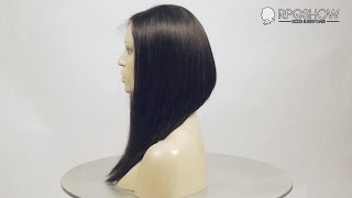 How To Wigs 101 With RPGSHOW | How To Style Bob?