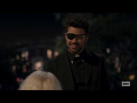 Preacher S04E10 - Jesse uses his Power on GOD