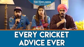 Video Every Cricket Advice Ever | The Timeliners MP3, 3GP, MP4, WEBM, AVI, FLV Februari 2018