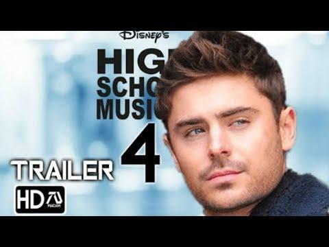 High School Musical 4 Trailer (2021) [HD] Zack Efron, Vanessa Hudgens (Fan Made)