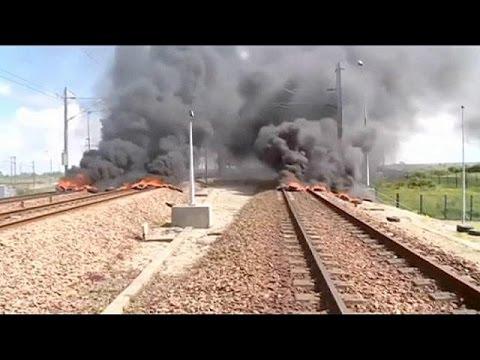 Eurotunnel: Χάος προκάλεσαν οι κινητοποιήσεις