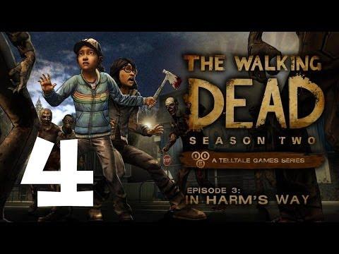 The Walking Dead Season 2 Episode 3 Pt  4 | Always The Quite Ones