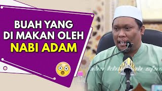 Video Buah Yang Di Makan Oleh Nabi ADAM ? | Ustaz Auni Mohamed MP3, 3GP, MP4, WEBM, AVI, FLV Desember 2018