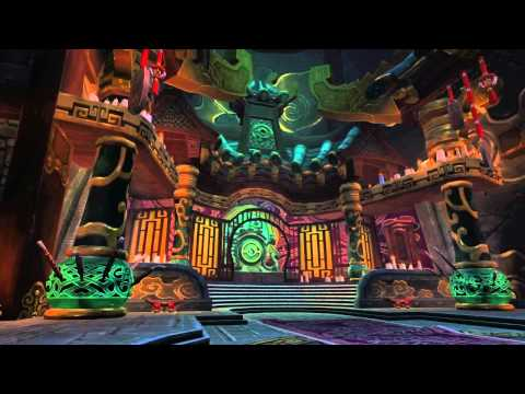Pandaria - Dungeon Preview