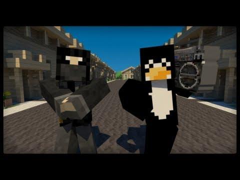 """Minecraft Style"" – A Minecraft Parody (Psy – Gangnam Style)"