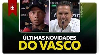 ÓTIMAS NOVIDADES NO VASCO  Últimas Notícias do Vasco da Gama