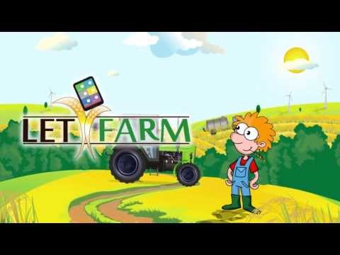 Video of LetFarm LIVE